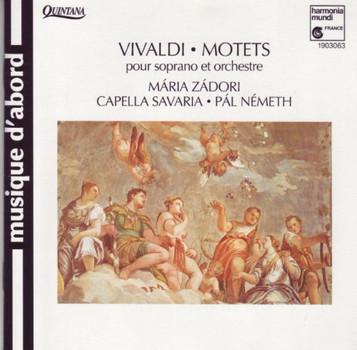 Zadori - Motetten für Sopran & Orchest