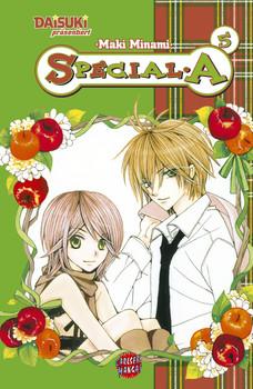 Special A 05: BD 5 - Maki Minami