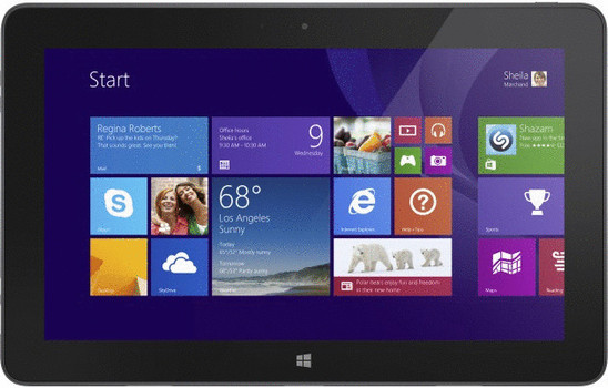 "Dell Venue 11 Pro 10,8"" 1,46 GHz Intel Atom 64GB eMMC [Wifi] negro"
