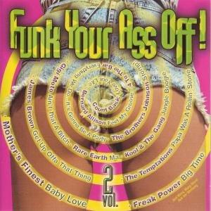 Div. Interpreten - Funk Your Ass Off Vol 2