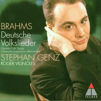 Stephan Genz - Deutsche Volkslieder