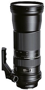 Tamron SP 150-600 mm F5.0-6.3 Di USD VC 95 mm Obiettivo (compatible con Nikon F) nero
