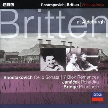 Britten - Britten at Aldeburgh Vol. 6