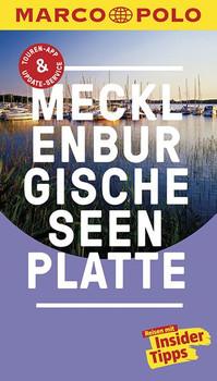 MARCO POLO Reiseführer: Mecklenburgische Seenplatte - Reisen mit Insider-Tipps [Broschiert, inkl. Karte, 14. Auflage 2016]