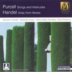 Maureen Forrester - Purcell: Songs and Interludes / Händel: Arias from Xerxes