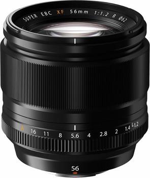 Fujifilm X 56 mm F1.2 R 62 mm Obiettivo (compatible con Fujifilm X) nero