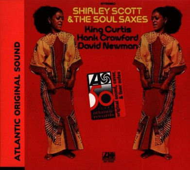 Shirley Scott - And the Soul Saxes