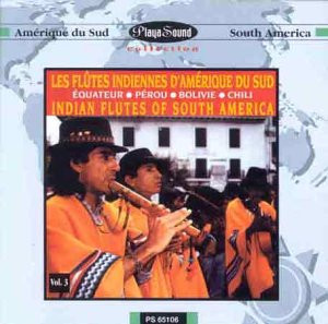 Various - Indian Flutes of South America