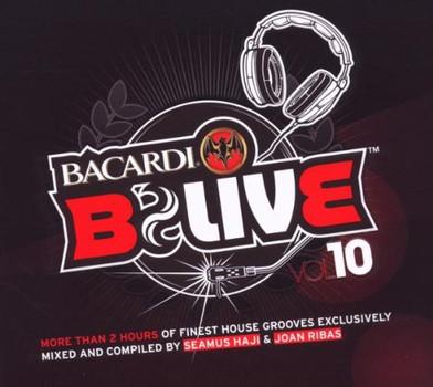 Various - Bacardi B-Live Vol.10