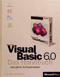 Visual Basic 6.0, Das Handbuch, m. CD-ROM - Uwe Thiemann