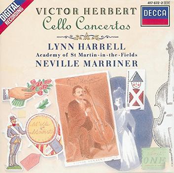 Lynn Harrell - Herbert: Cello Concertos [US-Import]