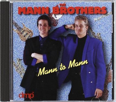 Mann Brothers - Mann to Mann