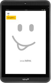 """Tolino tab 7 7"""" 16GB [wifi] zwart"""