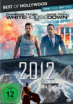White House Down / 2012 [Best of Hollywood / 2 Movie Collector's Pack 161]