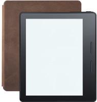 """Amazon Kindle Oasis 6"""" 4GB [WiFi, con custodia in pelle, modello 2016] noce"""