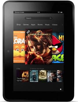"""Amazon Kindle Fire HD 7"""" 16 Go [Wi-Fi, modèle 2013] noir"""