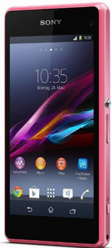 Sony Xperia Z1 Compact 16 Go rose