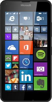 Microsoft Lumia 640 Doble SIM 8GB negro