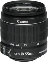 Canon EF-S 18-55 mm F3.5-5.6 IS II 58 mm Objetivo (Montura Canon EF-S) negro