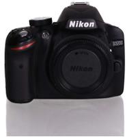 Nikon D3200 body zwart