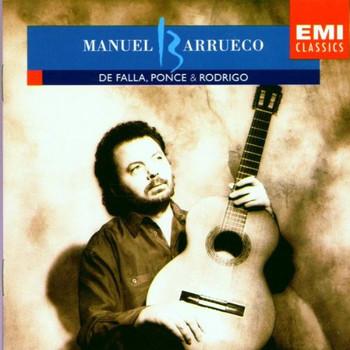Manuel Barrueco - Barrueco spielt Falla, Ponce und Rodrigo
