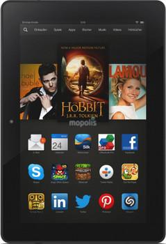 """Amazon Kindle Fire HDX 7"""" 16 Go [Wi-Fi] noir"""