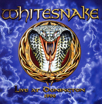 Whitesnake - Live at Donington 1990 (Special Edition inkl. 2 CDs+DVD)