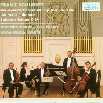 Ensemble Wien - Forellenquintett a-Dur
