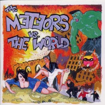 the Meteors - Meteors Vs the World