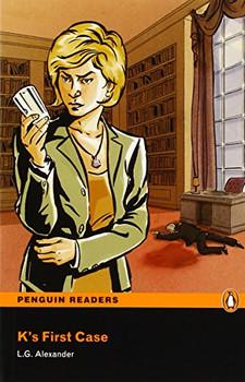 K's First Case: Penguin Readers MP3-Pack Level 3 (Penguin Readers (Graded Readers)) - Alexander, L. G.