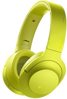 Sony h.ear on Wireless NC MDR-100ABN amarillo