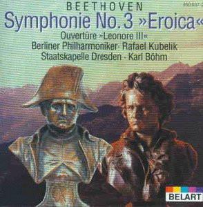 Rafael Kubelik - Sinfonie 3/Ouvert.Leonore III