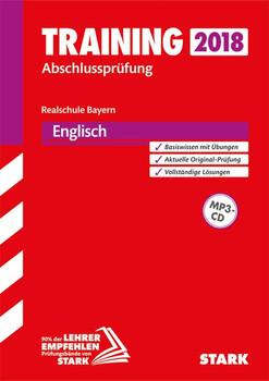 Training Abschlussprüfung Realschule Bayern - Englisch mit CD [Taschenbuch]
