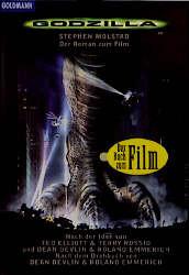 Godzilla. Das Buch zum Film. - Stephen Molstad