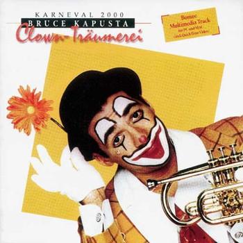 Bruce Kapusta - Karneval 2000-Clown-Träumerei