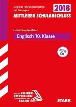 Original-Prüfungen Mittlerer Schulabschluss - Englisch - NRW [Taschenbuch]