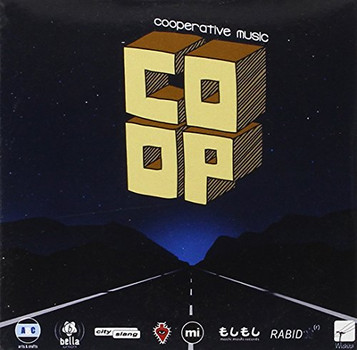 Compilation Rock Inde - Cooperative Music # 1 [+Dvd-di