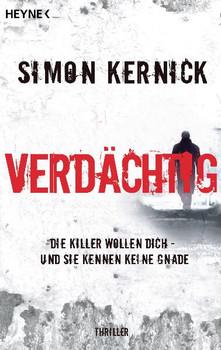 Verdächtig: Thriller - Simon Kernick
