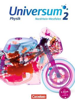 Universum Physik - Sekundarstufe I - Nordrhein-Westfalen / Band 2 - Schülerbuch - Susanne Lauterjung