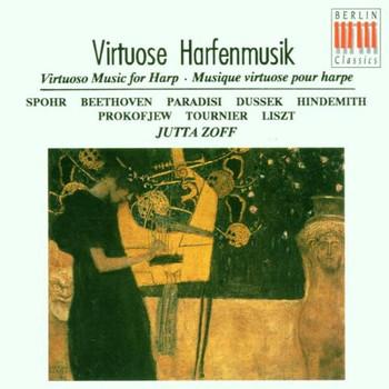 Jutta Zoff - Virtuose Harfenmusik