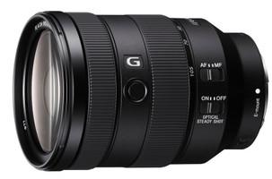 Sony FE 24-105 mm F4.0 G OSS 77 mm filter (geschikt voor Sony E-mount) zwart