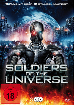 Soldiers of the Universe [3 Discs]