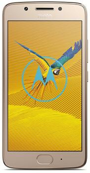 Lenovo Moto G5 Dual SIM 16GB oro