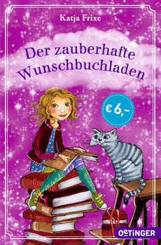Der zauberhafte Wunschbuchladen - Katja Frixe  [Taschenbuch]