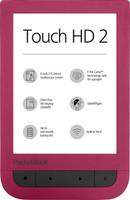 "PocketBook Touch HD 2 6"" 8GB [WiFi] rubino rosso"