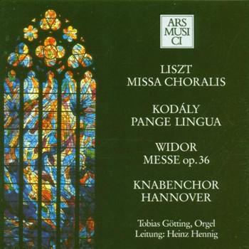 Knabenchor Hannover - Missa Choralis e.a.