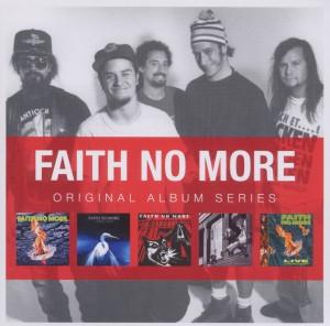 Faith No More - Original Album Series