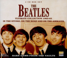 Beatles,The - 1962-65 In the Studio,on the Road &on the Airwaves [4 CDs]