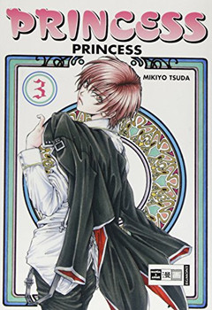 Princess Princess 03 - Mikiyo Tsuda