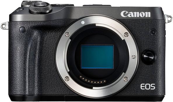Canon EOS M6 body noir